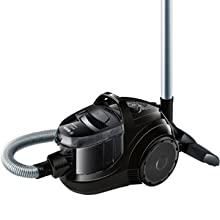 Bosch BGS1K330 Serie | 4 Aspirador de Trineo, Negro: Amazon.es: Hogar
