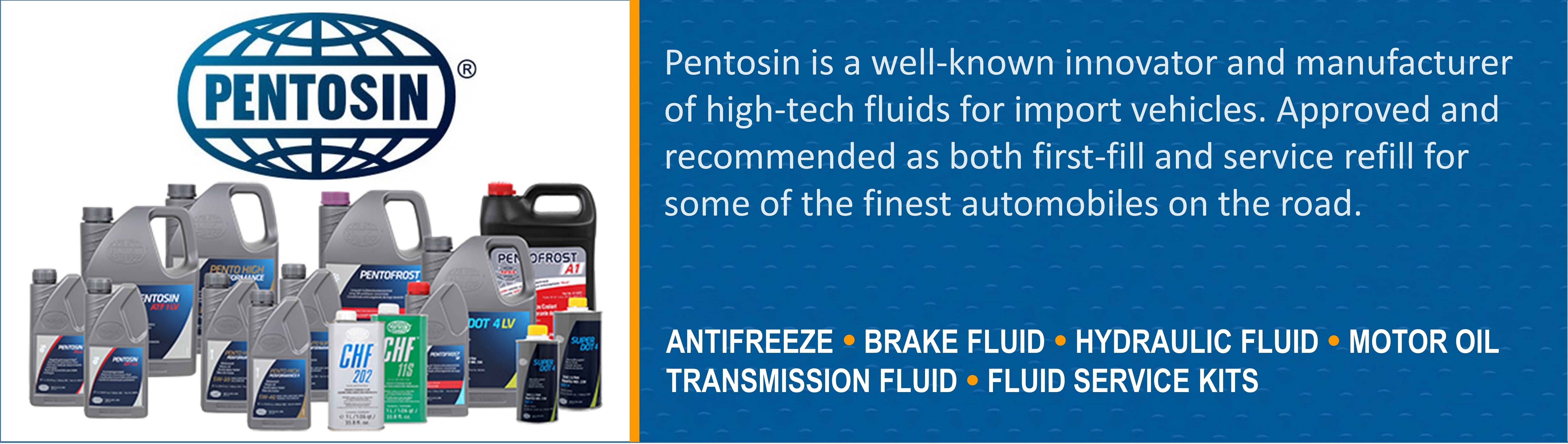 Pentosin 1088107 ATF 1LV Transmission Fluid, 1L