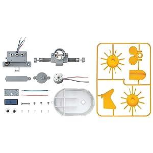 aqua robot parts