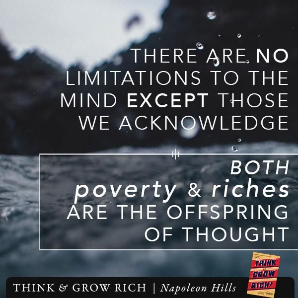 Think And Grow Rich The Original An Official Publication Of The Adorable Think And Grow Rich Quotes