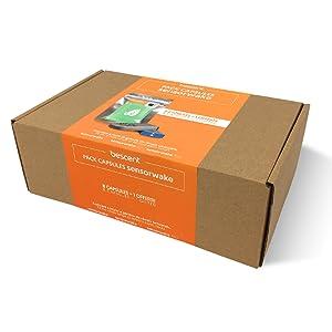 Pack capsules Sensorwake