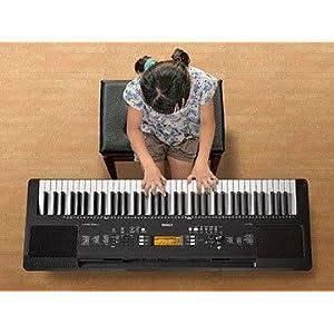 Un teclado más amplio, para un repertorio más extenso