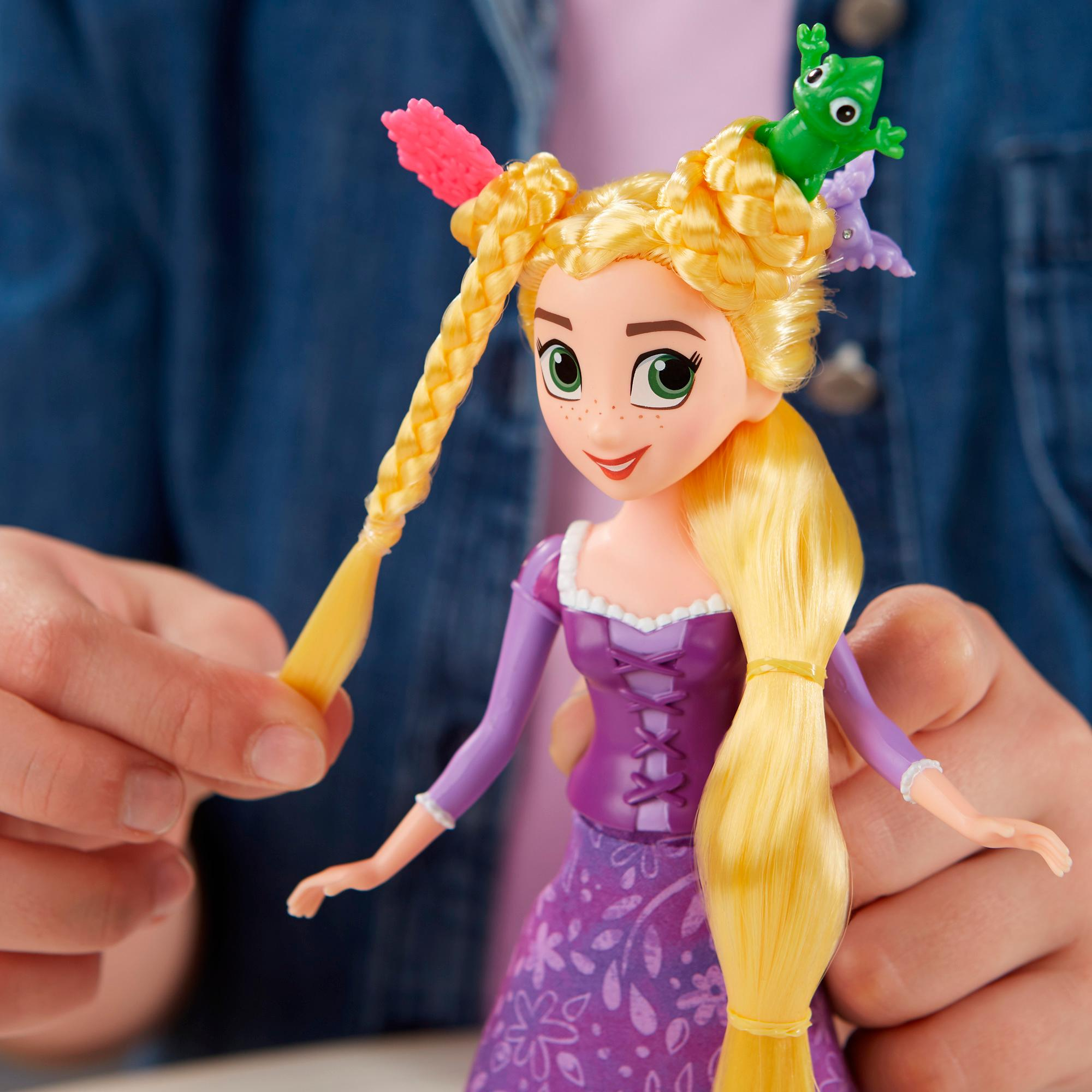Amazon.com: Disney Tangled The Series Spin 'n Style