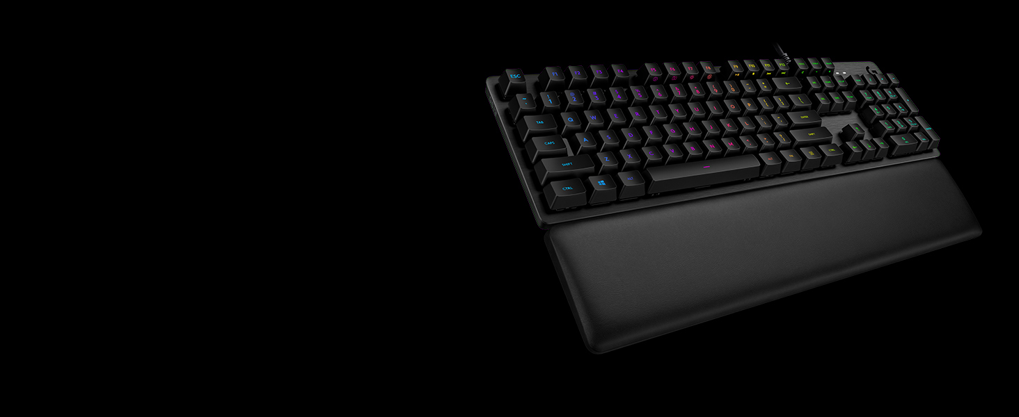 Teclado mecánico G513 RGB + LIGHTSYNC para gaming