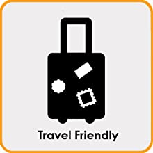 COMPACT AND TRAVEL FRIENDLY