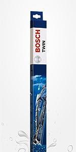 Embalagem da Palheta Bosch Twin