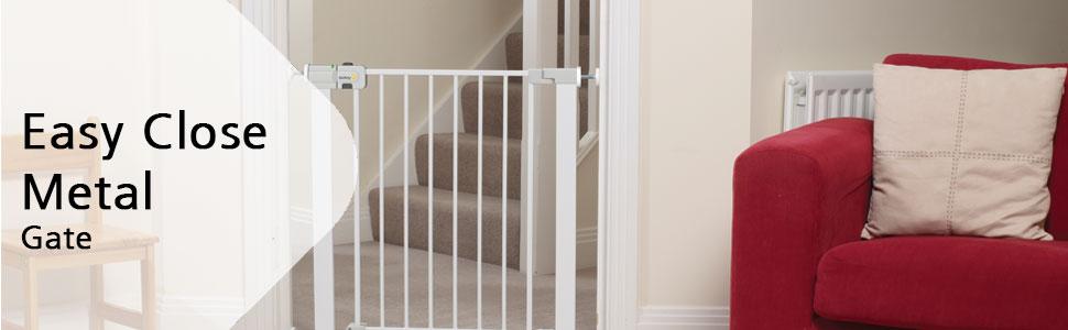 Safety 1st, Seguridad en el hogar, puertas, Easy Close Metal, módulo 1