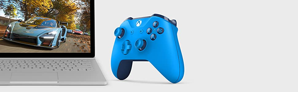 Microsoft Xbox Wireless Controller, Blau: Amazon.de: Games