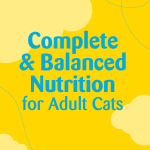 Complete and Balanced Nutrition for Adult Cats