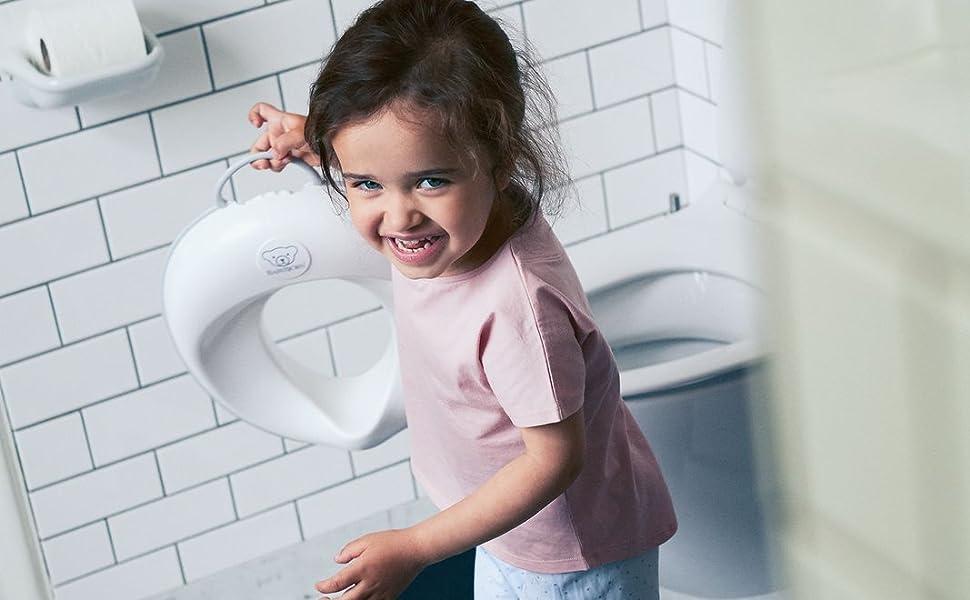 トイレットトレーナー、トイレトレーニング