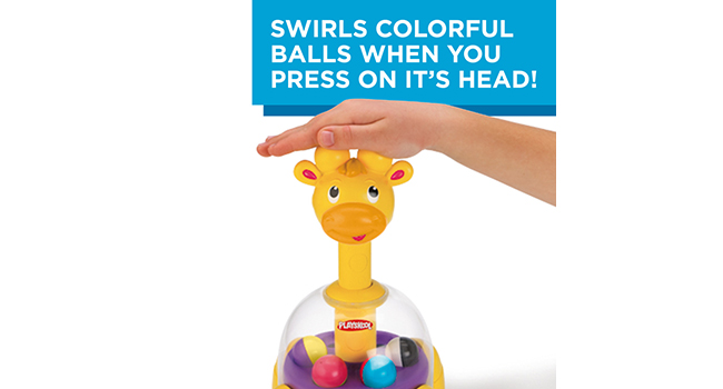Spinning Fun For Little Ones
