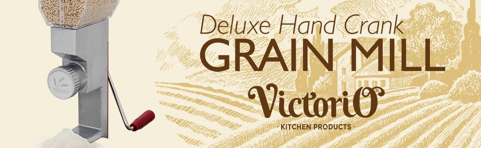 from the - Grain Grinder