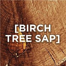 Birch tree sap
