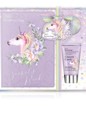 Baylis & Harding Beauticology Unicorn Note Book Set