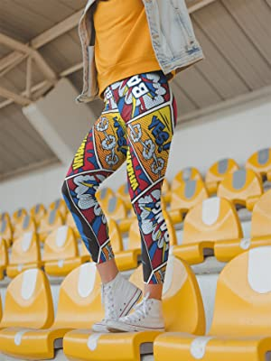 leggings;tights;pants;colorful;creative;two;left;feet;womens;clothing