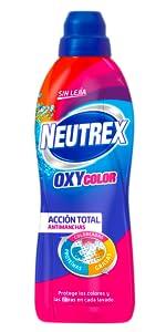 Neutrex Oxy Color Aditivos para Lavado – 512 gr: Amazon.es ...