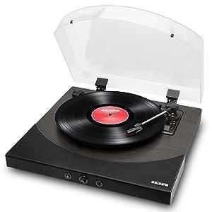 ION Audio Premier LP - Tocadiscos de vinilo Bluetooth, de 3 ...