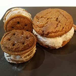 Chef'n Sweet Spot Gingersnap Cookie Sandwiches