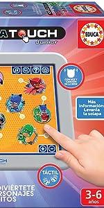Amazon.es: Educa Touch - Junior Aprendo inglês, en portugués ...