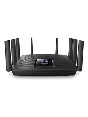 Linksys Max-Stream AC5400 MU-MIMO Gigabit Wi-Fi Router (EA9500)