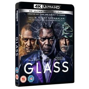 glass; dvd; best film; family film; horror film; movie night;
