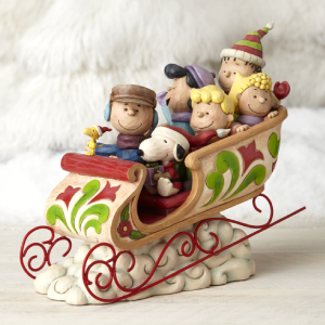 Peanuts by Jim Shore Intricate Home Decor