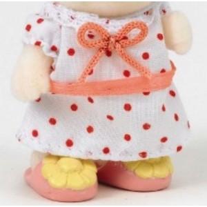 シルバニアファミリー きせかえ 女の子のパジャマ D-26