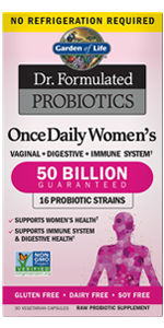 dr formulated probiotics women
