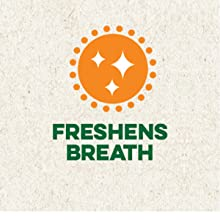 Freshens breath, dental, treats, freshening, dog, mint, odor, smell, dog, health, dental