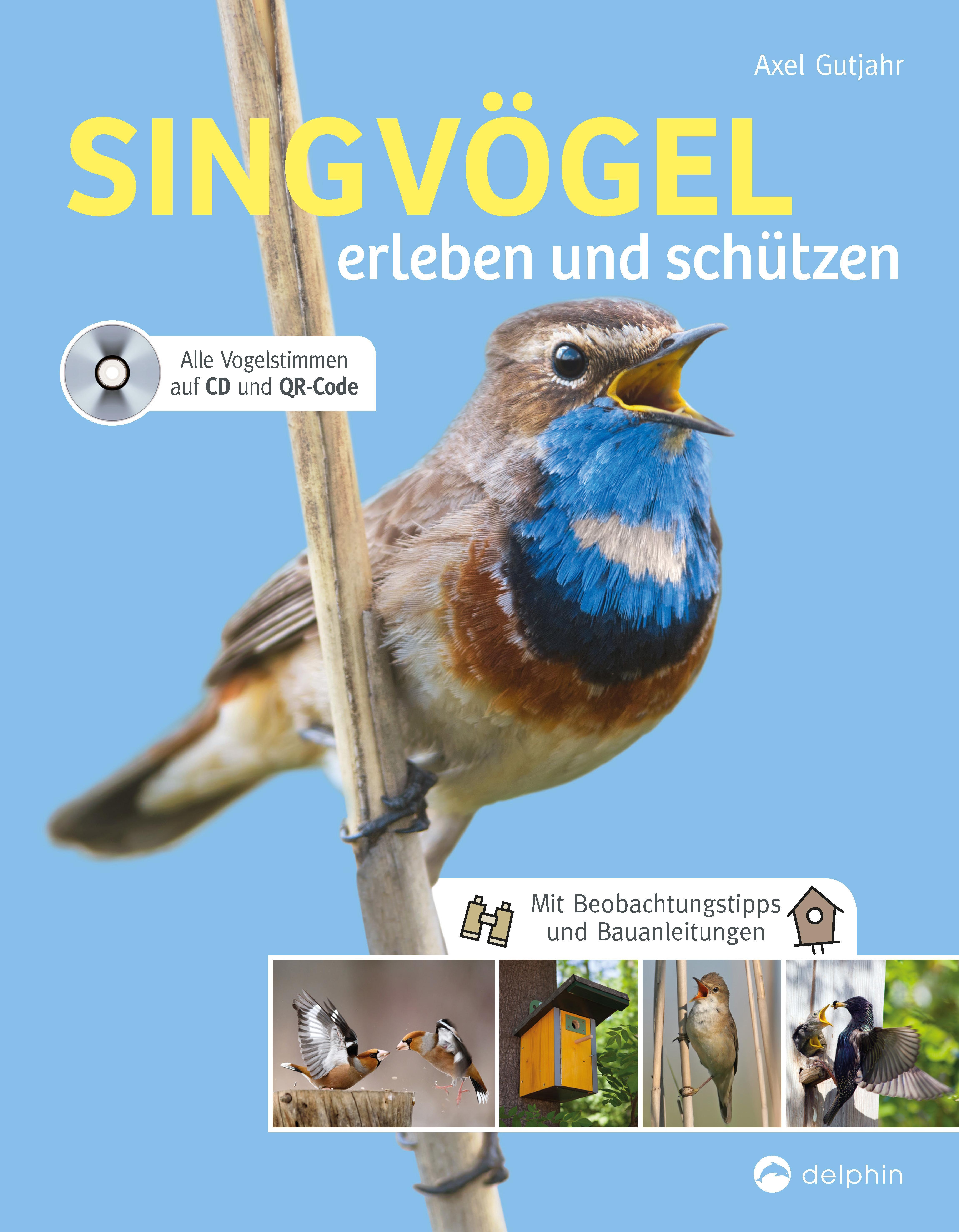 Singvogel Erleben Und Schutzen Mit Beobachtungstipps Und