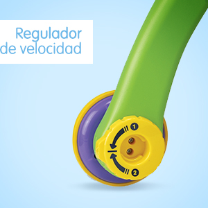 Vtech - Correpasillos Andandín 2 En 1, Diseño Mejorado, Andador Bebé Interactivo Plegable Versión Española SPB
