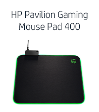 HP Pavilion Gaming Mouse Pad 400 (Tupla, 5JH72A)