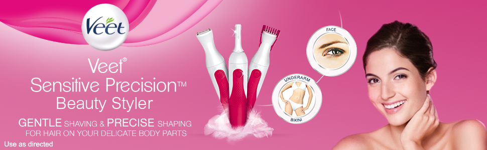 veet trimmer, hair trimmer, hair removal, face trimmer, eyebrow trimmer, eyebrow pencil, wax strips