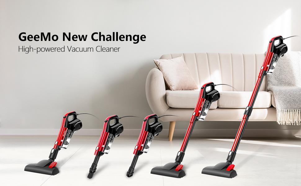 GeeMo H594 -best Vacuum Cleaner
