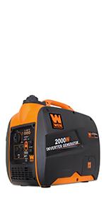 WEN 56200i Portable Inverter Generator