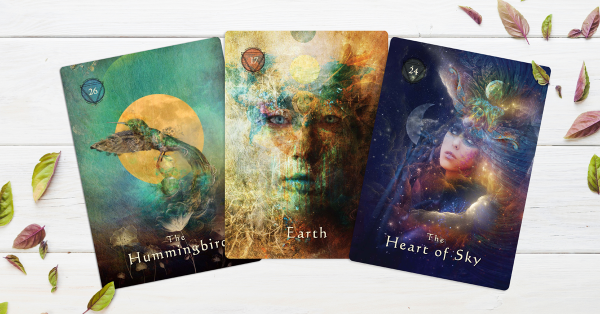 Mystical Shaman Oracle Cards: Alberto Villoldo, Colette