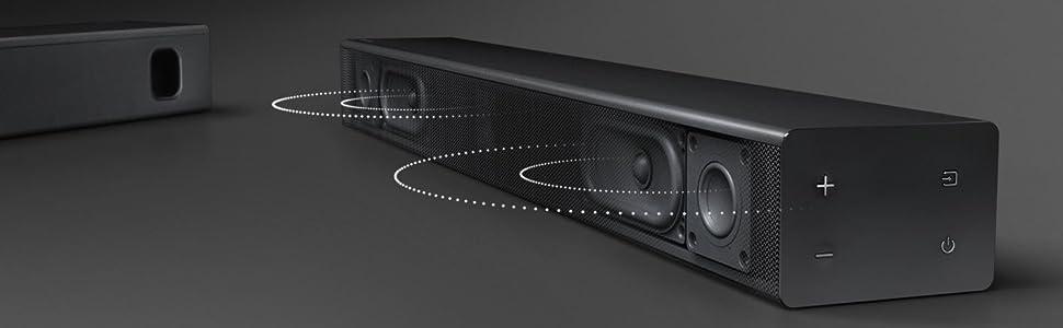 Compact Samsung In All Hw-n400 Soundbar One