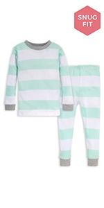 Burt's Bees Baby Long Short Sleeve Bodysuits Organic Cotton One Piece Onesie Romper Jumpsuit Girls 3