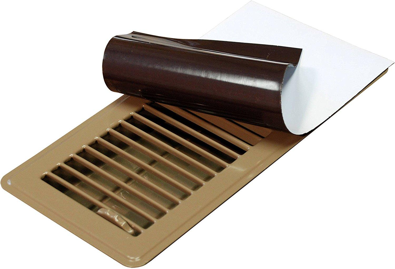 Accord amagcov815 magnetic vent cover 8 inch x 15 inch 3 for Wood floor registers 6 x 14