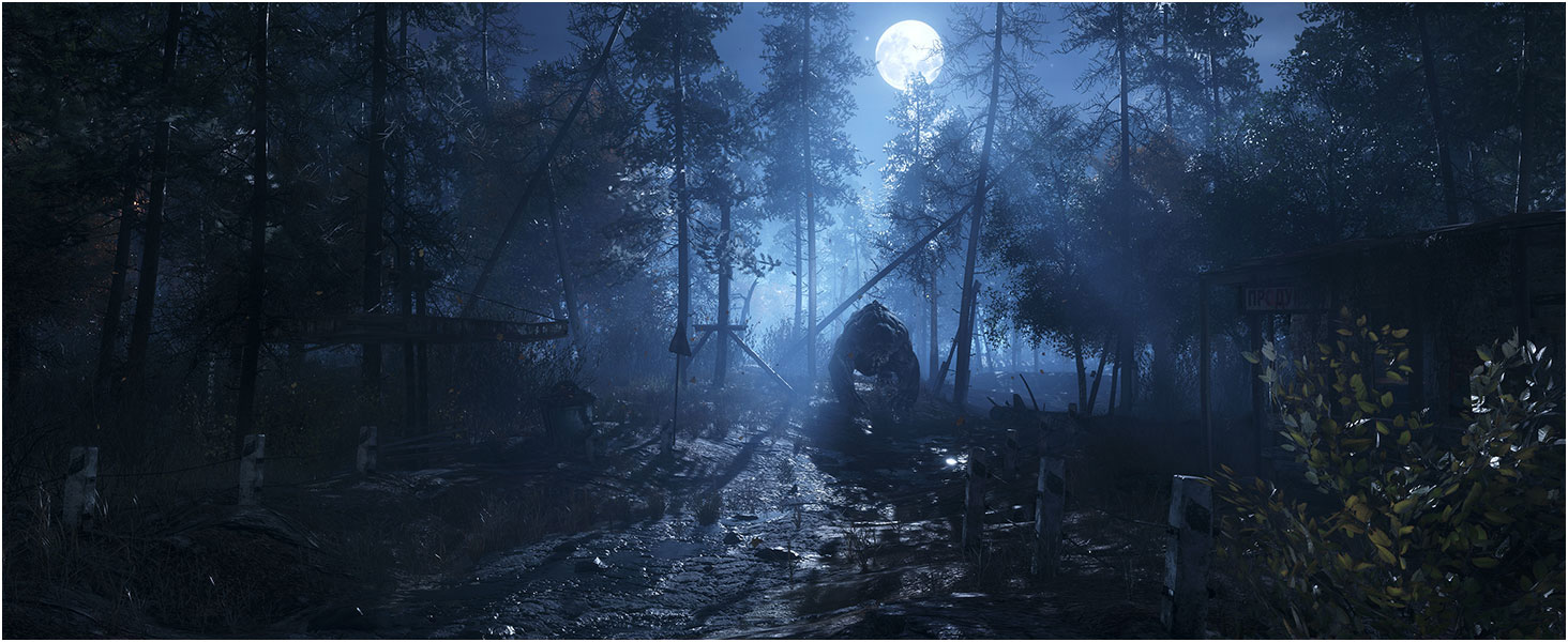 Metro Exodus Night