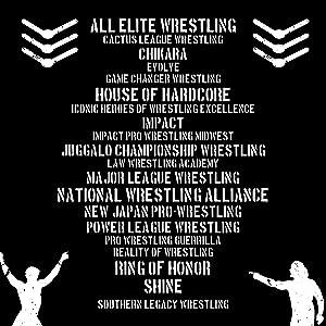 Wrestling Organizations