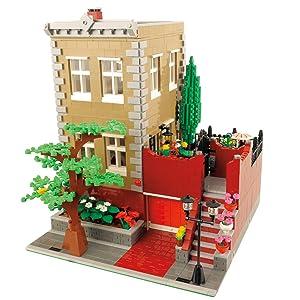 Italianate Row House