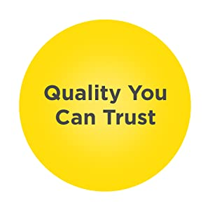 Quality you can trust
