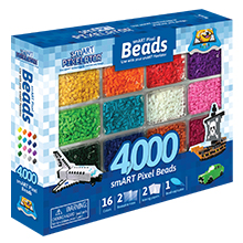 smart pixelator beads