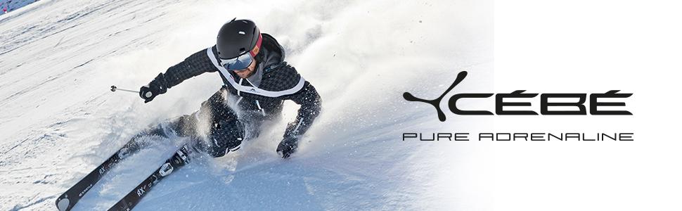 Cébé Contest Casque de Ski Mixte  Amazon.fr  Sports et Loisirs d97457632d91