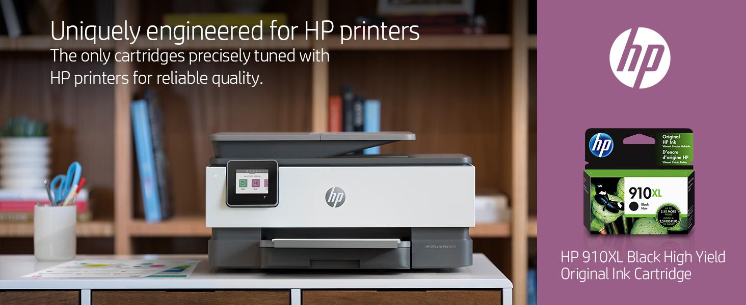 hp ink, HP 910 ink, HP printer ink, black, color, hp ink cartridge, 910XL