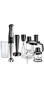 food processors braun
