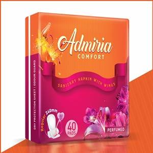 Admiria Comfort Regular Sanitary Napkins