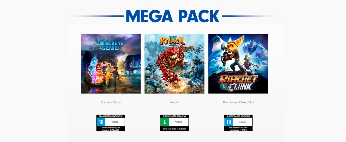 mega pack, family