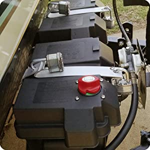 amazon com ampper battery switch  12 48v battery power